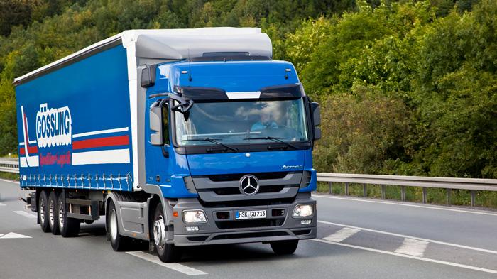 Berufskraftfahrer/in CE (m/w)